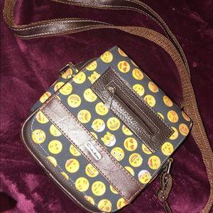 Handbags - Emoji purse